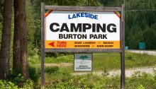 Burton Historical Park and Campground